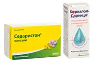 Заспокійливі препарати