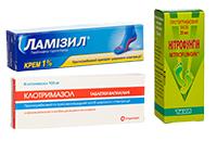 Протигрибкові препарати