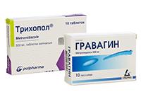 Препарати які застосовуються в гінекології