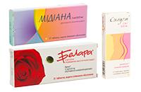 Гормональні контрацептиви (протизаплідні)