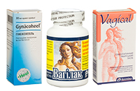 Препарати при клімаксі