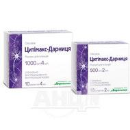 Цитімакс-Дарниця розчин для ін'єкцій 250 мг/мл ампула 2 мл №5
