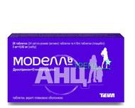 Моделль Тренд таблетки вкриті плівковою оболонкою 0,02 мг + 3 мг блістер №28