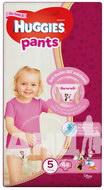 Підгузки-трусики дитячі гігієнічні для дівчаток Huggies Pants 5 (12-17 кг) №44