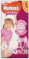 Підгузки-трусики дитячі гігієнічні Huggies Pants для дівчаток 6 (15-25кг) №36