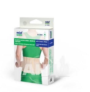 Корсет лечебно-профилактический 3046 с 6 ребрами жесткости 24 см размер XXXL/XXXXL