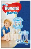 Підгузки-трусики для хлопчиків Huggies Pants 4 (9-14 кг) №36