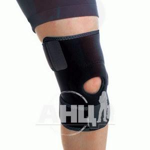 Бандаж для колінного суглобу Торос-Груп розмір 2 (515) роз'ємний неопреновий