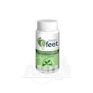 Тальк для ніг протигрибковий Happy Feet чайне дерево 50 г