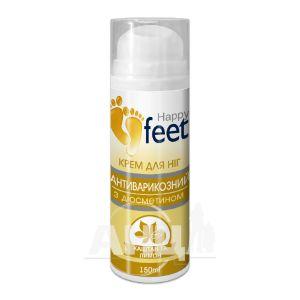 Крем косметический для ног антиварикозный Happy Feet 150 мл