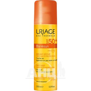 Спрей-дымка Uriage Bariesun солнцезащитный SPF50+ 200 мл