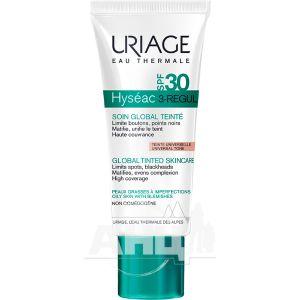 Крем сонцезахисний Uriage Hyseac 3 універсальний SPF 30 40 мл