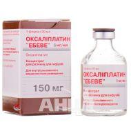 Оксалиплатин Эбеве концентрат для раствора для инфузий 5 мг/мл флакон 30 мл №1