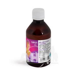 Пертусин сироп флакон 200 г