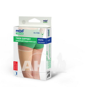 Бандаж для поддержания бедра эластичный MedTextile M