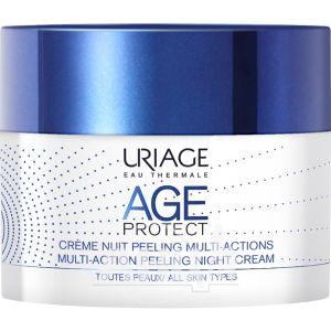 Ночной крем-пилинг Uriage Age Protect Multi-Action Peeling Night отшелушивающий 50 мл