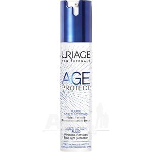 Эмульсия для лица Uriage Age Protect Multi-Action против морщин для нормальной и комбинированной кожи 40 мл