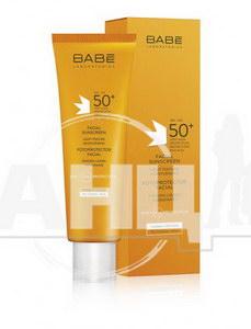 Сонцезахисний крем Laboratorios Babe spf-50+ 50 мл