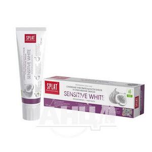 Зубна паста Splat Professional sensitive white 100 мл