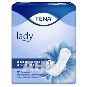 Прокладки урологические для женщин Tena Lady Extra plus №16