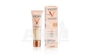 Тональний крем Vichy Mineralblend Cream Зволожуючий Clay тон 01 30 мл