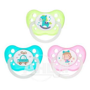 Пустушка Canpol babies 23/259 латексна анатомічна 0-6 міс toys