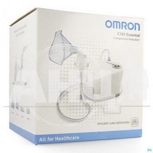 Ингалятор компрессорный Omron NE-C101 Essential NE-C101-E