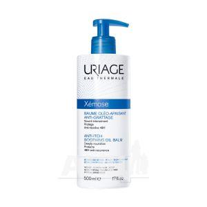 Бальзам-масло Uriage Xemose успокаивающее смягчающий зуд 500 мл