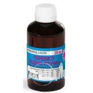 Перекись водорода раствор для наружного применения 3 % флакон полимерный 200 мл