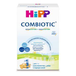 Дитяча суха молочна суміш Hipp Combiotic 1 300 г