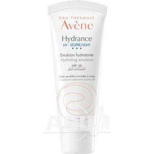 Эмульсия для лица Avene Hydratation Hydrance лайт SPF 30 40 мл