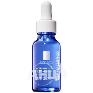 Дерматологічна сироватка з нейросенсіном La Roche-Posay Toleriane Ultra Dermallergo для гіперчутливій і схильної до алергії шкіри обличчя 20 мл