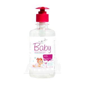 Рідке дитяче мило Bioton Cosmetics з шавлією і ромашкою 300 мл