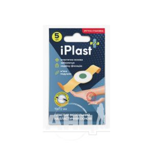 Пластир Iplast мозольний 19 х 72 мм №5