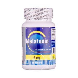 Мелатонин таблетки 6мг №60