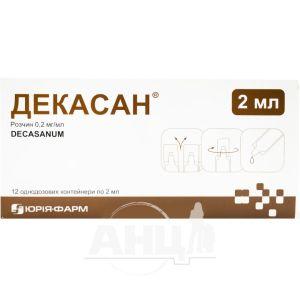 Декасан 2 мл небули №12
