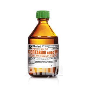 Септавиол плюс раствор 96% флакон 100мл