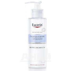 Молочко Eucerin DermatoClean для сухої шкіри 200 мл