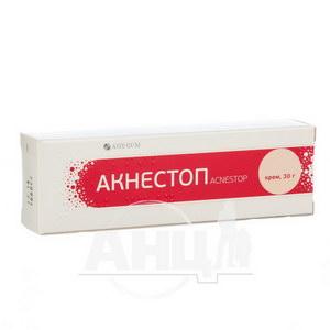 Акнестоп крем для наружного применения 20 % туба 30 г