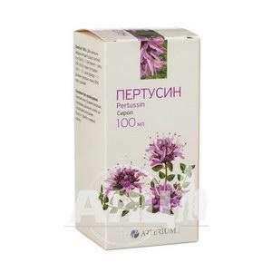 Пертусин сироп флакон 100 мл