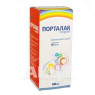 Порталак сироп 667 мг/мл флакон 500 мл