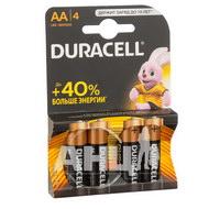 Батарейки Duracell AA LR6 №4