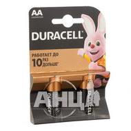 Батарейки Duracell AA LR6 №2