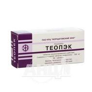 Теопек таблетки 300 мг блістер №50