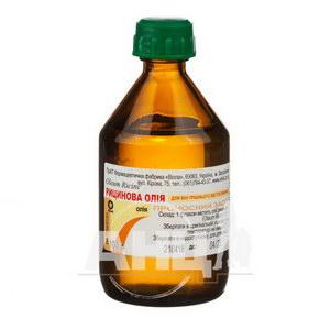 Рицинова олія 100 г