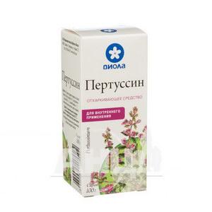 Пертусин сироп флакон 100 г