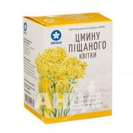 Цмину піщаного квітки 50 г пачка з внутрішним пакетом
