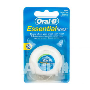 Зубна нитка Oral-B Essential м'ятна 50 м