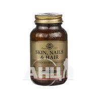 Solgar Таблетки для шкіри, нігтів та волосся таблетки №60