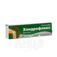Хондрофлекс мазь 50 мг/г туба 30 г